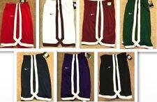 """Nike Para Mujer Dri-Fit Baloncesto Pantalones Cortos de Oklahoma largo 12"""" - 392906 Colores y Tamaños"""
