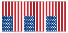 KFZ-adhesivo bandera americana set RB