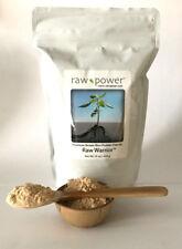Raw Warrior Brown Rice Protein Powder (16 oz) premium, raw, organic