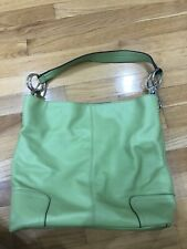 Women's Hobo Purse Handbag Lime Green