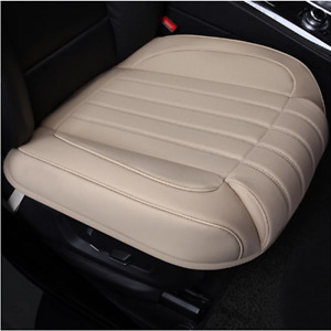 5D Car Seat Universal Cover Waterproof PU Leather Mat Fit For Auto Chair Cushion