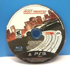 Need for Speed: Most Wanted - Limited Edition (PS3)(DISC ONLY) #12851