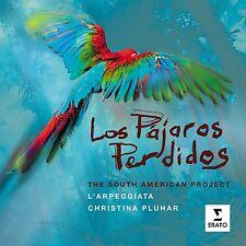CHRISTINA/JAROUSSKY,PHILIPPE/L'ARPEGGIATA PLUHAR - LOS PAJAROS PERDIDOS  CD NEU