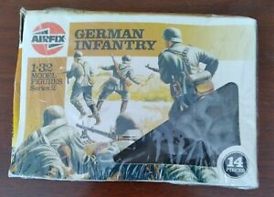 Airfix 1/32 Scale WWII German Infantry