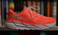 lady 9.5  Hoka One Clifton 2  Coral  running training