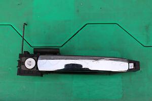 2003-2008 INFINITI FX35 FX45 DRIVER SIDE EXTERIOR DOOR HANDLE V1414