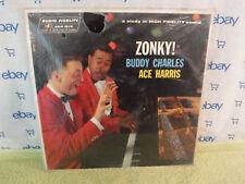 Buddy Charles / Ace Harris, Zonky, Audio Fidelity AFLP 1876,1958 SEALED JAZZ