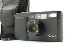【NEAR MINT】Ricoh GR-21 35mm Point & Shoot Film Camera by ✈FedEx From JAPAN A176