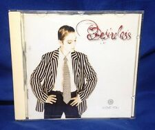 Desireless - I Love You French Pop CD