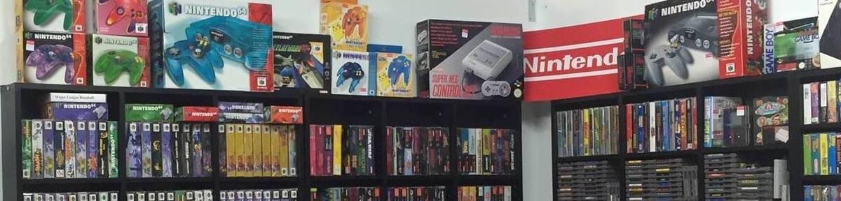 Mad Retro –Video Game Store