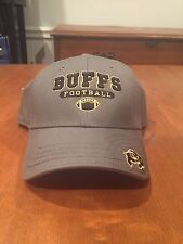 Colorado Buffaloes Buffs Football Adjustable Fit Hat by The Game NWT UC NCAA