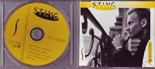 MAXI CD STING (THE POLICE) WHEN WE DANCE 3 VERSIONS