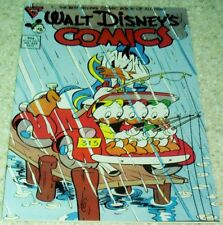 Walt Disney's Comics and Stories 524, NM (9.4) ROSA! 50% off Guide!