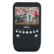 Wholesale lot of 5 New Digital Prism Atsc-300 3.5 in Lcd Portable Tv+Fm Radio