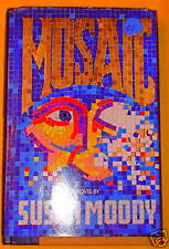 Mosaic Susan Moody Istanbul France Love Suspense Murder