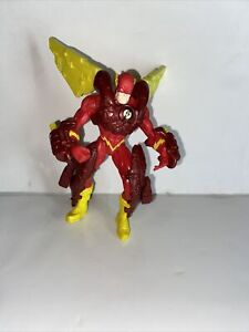 DC Comics Total Justice The Flash Loose Action Figure 1996 Kenner w/ accessories