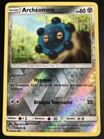 Carte Pokemon ARCHEOMIRE 86/156 REVERSE Soleil et Lune 5 SL5 FR NEUF