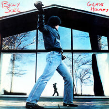 Album Covers - Billy Joel - Glass Houses (1980) Album Cover Poster 24