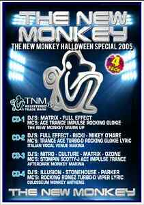 THE NEW MONKEY HALLOWEEN SPECIAL 2005