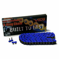 Volar O-Ring Chain - Blue for 2016-2020 Yamaha XSR700