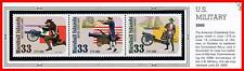 MARSHALL IS. 2000 USA MILITARY mnh WEAPONS, COSTUMES, FLAGS