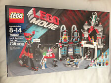 Lego Movie Sealed Set 70809 Lord Business Lair w/ Minifigs