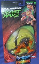 Transformers Beast Wars Fuzors BANTOR New 1998 Factory Sealed
