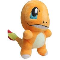 Pokemon Go Charmander Rare Soft Plush Toy Doll Stuffed Animal Game Collect New