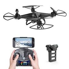 Holy Stone FPV Remote Controlled Drone 120° Fov 720P HD Video Camera, Wifi