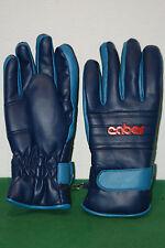 vintage CABER snow collection gore tex thermo ski gloves guanti LOTTO snowboard