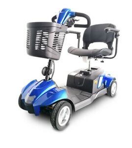 NEW EV Rider CityCruzer Mobility Scooter Blue