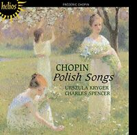 Chopin - Polish Songs (Kryger, Spencer) [CD]