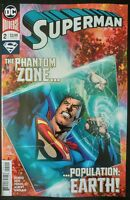 SUPERMAN #2a (2018 DC Universe Comics) VF/NM Book