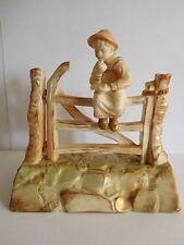 Antique Original Figurine Royal Worcester Porcelain & China