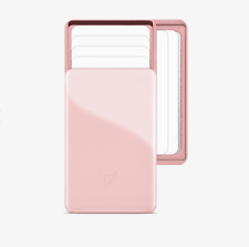 Zenlet 2+ series elegant aluminium quick access wallet Credit Card Rose Gold