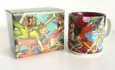 Disney Classics Boxed Mug 2002 TinkerBell Peter Pan - Rare