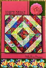 Tower Bridge Quilt Pattern