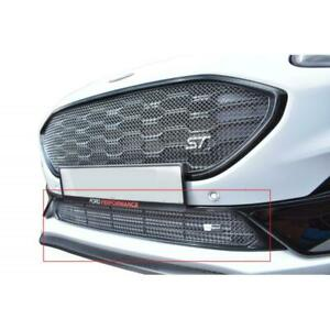 Zunsport Stainless Upper Grille (2020 to ) compatible with Ford Puma ST -