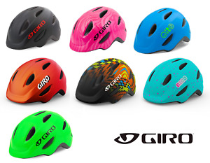 Giro Scamp Kids Childrens Helmet Junior