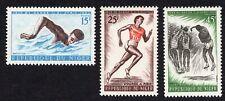 Niger 1963 Set of Stamps MI#31-33 MNH