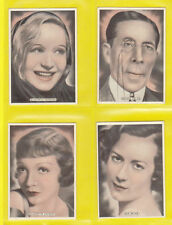 Film/Film Stars Original Collectable Ardath Cigarette Cards