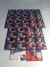 *****Billy Maxwell*****  Lot of 25 cards.....2 DIFFERENT / Golf