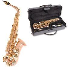 Odyssey OAS700 Premiere saxofón alto Outfit Completo en Caja de ABS