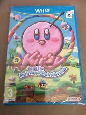 Sealed - Kirby And the Rainbow Paintbrush - Nintendo Wii U Game WiiU UK