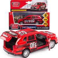 Mitsubishi Outlander Sport Crossover SUV 1:36 Scale Diecast Metal Model Car Toy