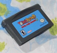 Yoshi's Island: Super Mario Advance 3 (Nintendo Game Boy Advance, 2002)