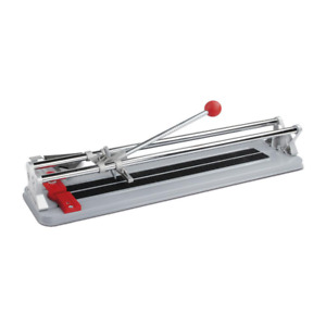 Rubi Practic 60 24 inch Manual Tile Cutter Adjustable Tool Ceramic Glass Porcela