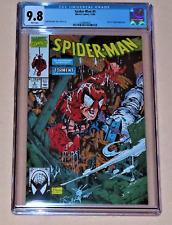 "Spider-man #5 ""Torment"", CGC 9.8!  Todd McFarlane at his Marvel ""Spidey"" best!"