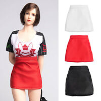 1/6 Scale Skirt Clothing for 12inch Female Action Figures Costume Accessories