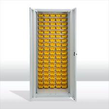 740047 Werkstattschrank Universalschrank Sichtlagerschrank Sichtlagerkasten Box